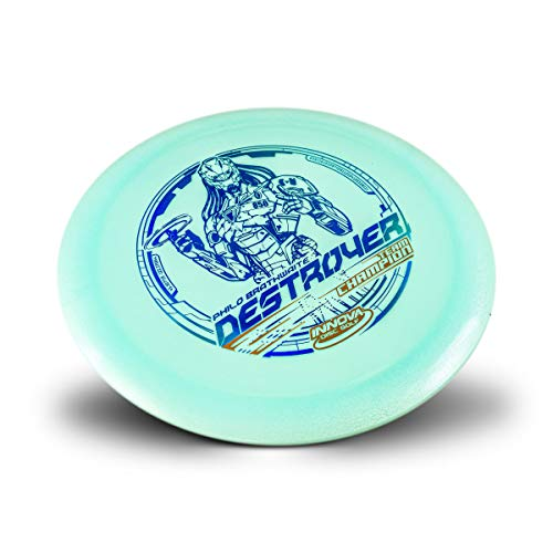 INNOVA Limited Edition 2020 Tour Series Philo Brathwaite Color Glow Star Destroyer Distance Driver Golf Disc [Colors May Vary] - 165-169g