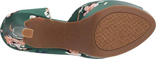 Jessica Simpson Kvindernes Martella Platform Smaragd Multi etJ5i