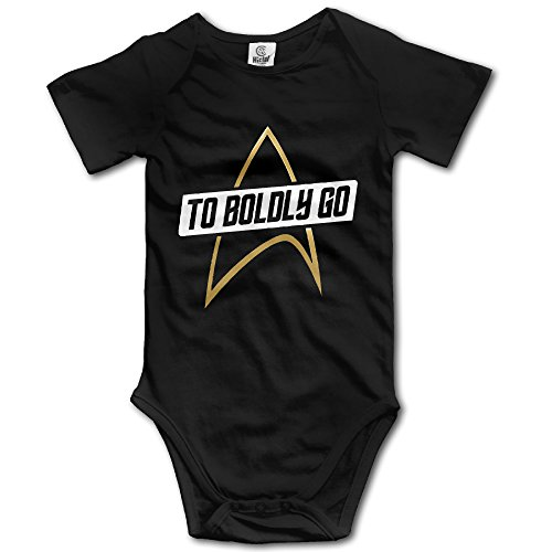 Star Trek Beyond 2016 Baby Onesie (Star Trek Outfits)