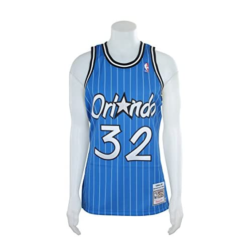 0cf71db13c5 new Shaquille O Neal Orlando Magic Mitchell   Ness Authentic 1994 Blue NBA  Jersey