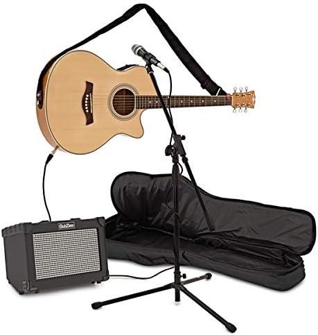Paquete Completo para Musica Callejera de Guitarra Acustica de ...