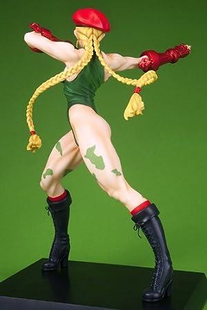 Kotobukiya Figures - STREET FIGHTER CAMMY