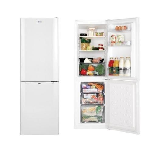 Lec TF50152W Fridge Freezer