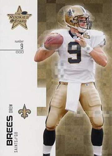 2007 Leaf Rookies and Stars #32 Drew Brees NFL Football Trading Card