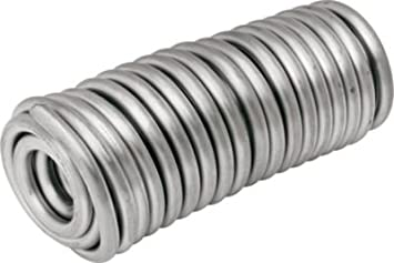 Amazon.com : Bullet Weights 5-Pound Roll Hollow Core Lead Wire ...