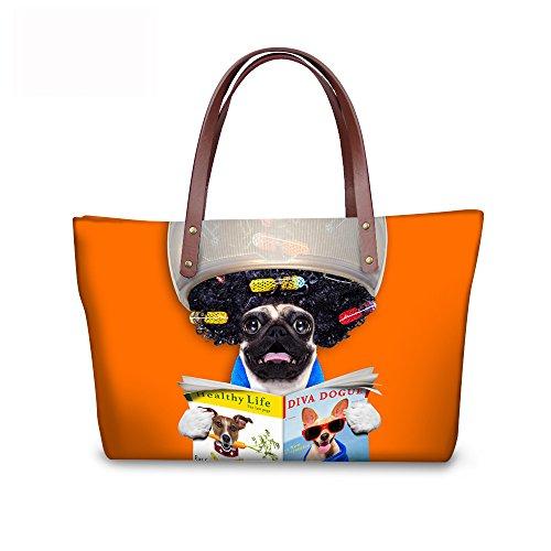 FancyPrint Shopping Casual Handbags Shoulder Women Bags C8wc4325al r0Uxrvq