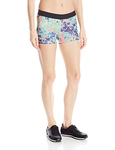 - Soffe Women's JRS Dri Short Poly/spdx, Electric Marble, X-Large