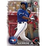 55b5087b6fb 2016 Bowman Prospects  BP55 Vladimir Guerrero Jr. Baseball Card - His 1st  Bowman.