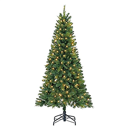 Christmas Tree With Pre Lit Led Lights - 3