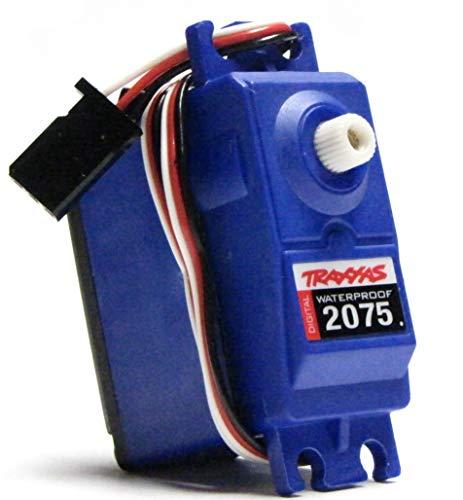 Traxxas E-maxx Brushless - Traxxas E-MAXX Brushless 2075 SERVO Waterproof, e-revo Slash T-maxx Summit 3908