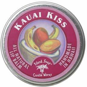 - Island Soap & Candle Works Lip Balm, Kauai Kiss