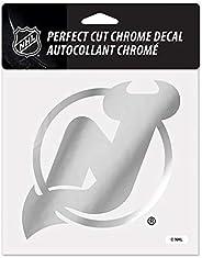 NHL Chrome Perfect Cut Decal