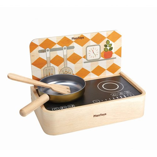 Plan Toys Kitchen Stove (PlanToys 3482 Portable Kitchen Toy)