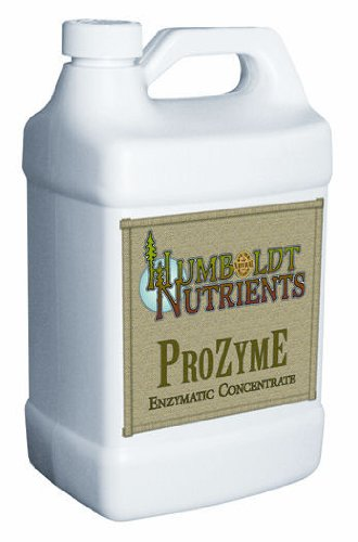 Humboldt Nutrients HNP410 1-Gallon Humboldt Nutrients, ProZyme Enzymatic Concentrate