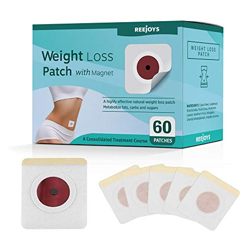 Sticker with Magnets - Best for Waist Abdominal Fat, Quick Slimming (60 Pcs) 1