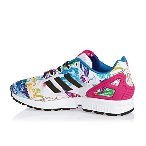 Multicolor Scarpe adidas ZX Flux Unisex EggxqrzIwn