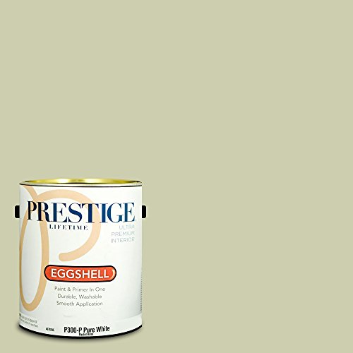 classic fit d2525 cd813 Prestige Paints Interior Paint and Primer In One, 1-Gallon, Eggshell,  Comparable
