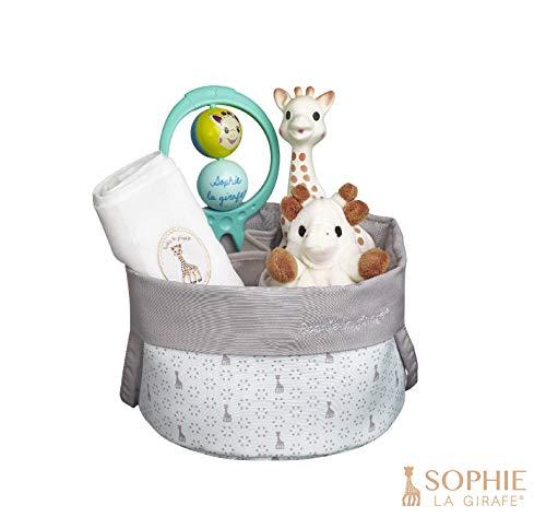 Sophie La Girafe Afval grijs geboorte