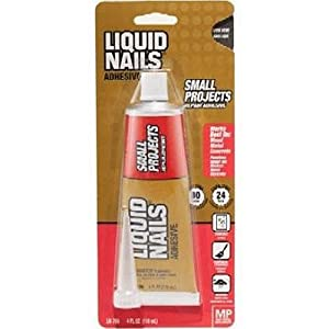 Liquid Nails LN700 4-Ounce Small Projects and Repairs ...