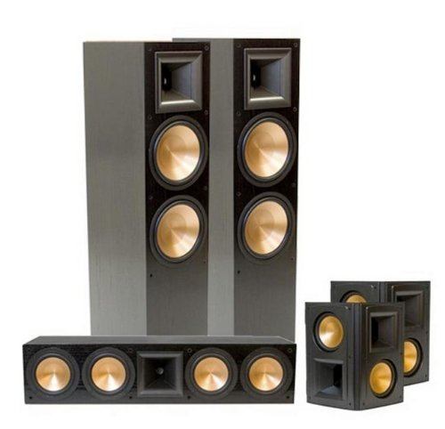 Klipsch RF-7 II Reference Series Home Theater System (Black)