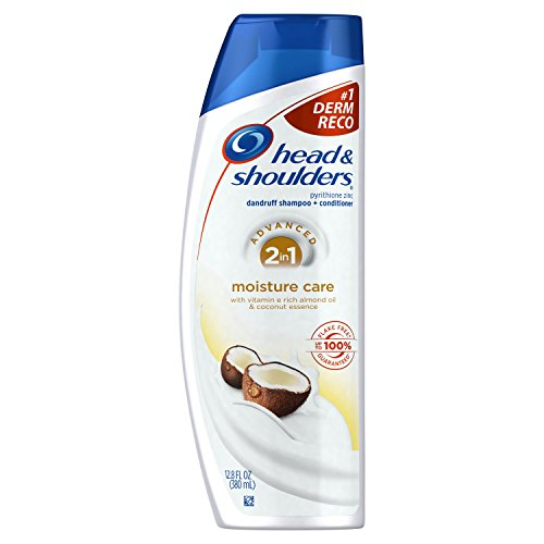 Head and Shoulders Moisture Care 2-in-1 Anti-Dandruff Shampoo + Conditioner 12.8 fl oz