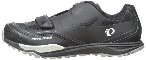 Pearl Izumi Men's X-ALP Launch II Cycling Shoe, Black/Shadow Grey, 43 EU/9.3 D US
