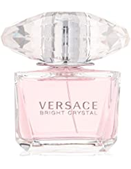Versace Bright Crystal Eau de Toilette Spray for Women, 3 Fl. Oz