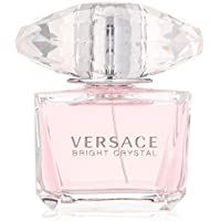 Versace Bright Crystal Eau de Toilette Spray for Women, 3 Ounce
