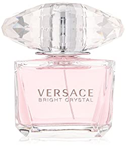 Versace Bright Crystal Eau de Toilette Spray for Women, 3 Fl. Oz