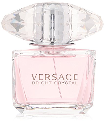 - Versace Bright Crystal Eau de Toilette Spray for Women, 3 Fl. Oz