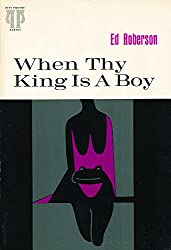 When Thy King Is A Boy (Pitt Poetry Series)