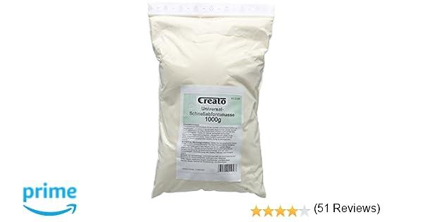 Creato Masa rápida para moldear, alginato para moldear en Bolsa sintética, 1000 Gramos: Amazon.es: Hogar
