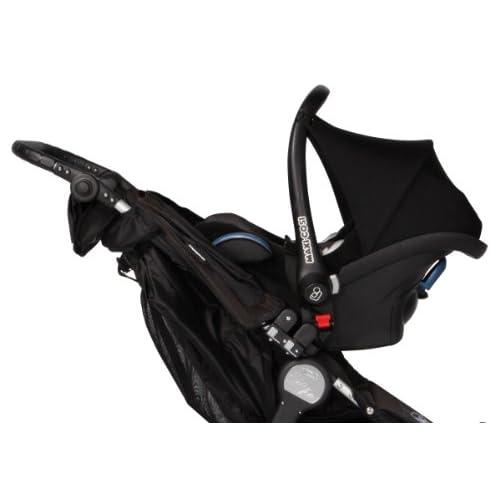Baby Jogger Accessoire Siège Auto Adaptateur pour Maxi Cosi Mini/Elite/Summit durable service