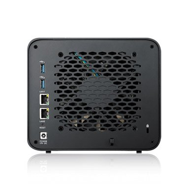 Zyxel Personal Cloud Storage Server [4-Bay] with Remote Access and Media Streaming [NAS540] by ZyXEL (Image #2)