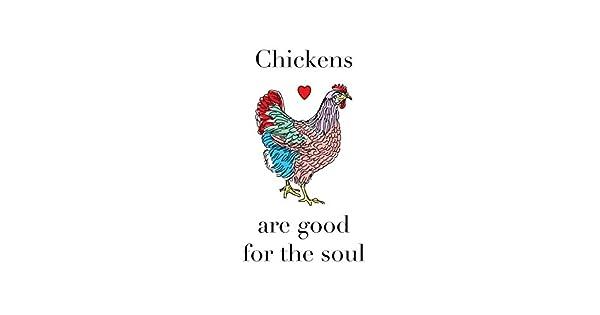 Amazon.com: Fluffy capas gallinas son buenas para el alma ...
