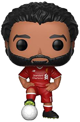 Funko Pop Football Premier League: Liverpool - Mohamed Salah