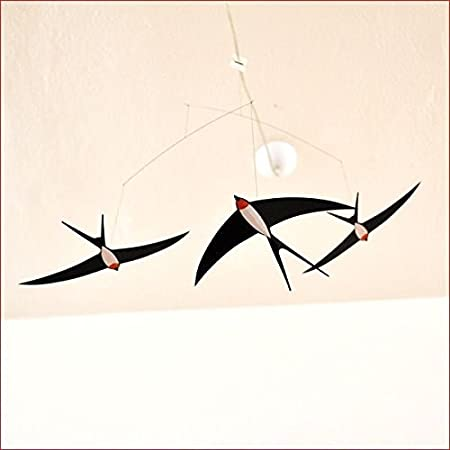 Baby Products Flensted Mobiles Swallow Mobile f024