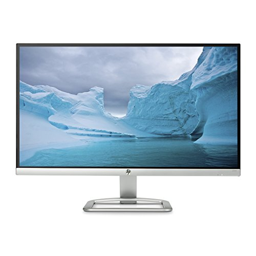 HP 25es 25-in IPS LED Backlit Monitor (Widescreen Black Flat Panel Lcd)