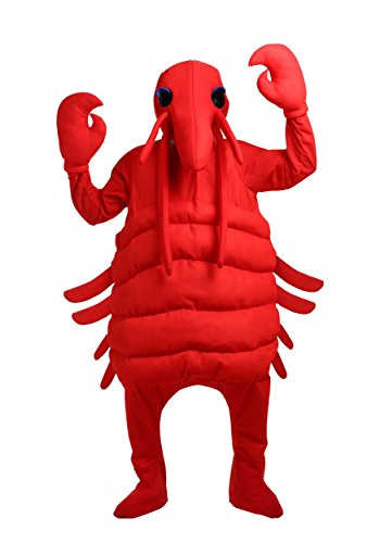 (The Lobster Men's Costume Standard)