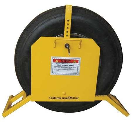 Wheel Clamp Type 3 26 To 35 Inch Wheel
