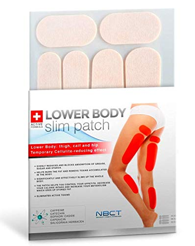 Lower Body Slimming Patch | Ultimate Body Wrap Lipo Applicator | All Natural | Works for Inch Loss Firming Contouring Shaping