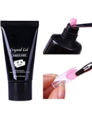 1 Pc Nail Builder Gel Quick Building Nail Tips Finger...