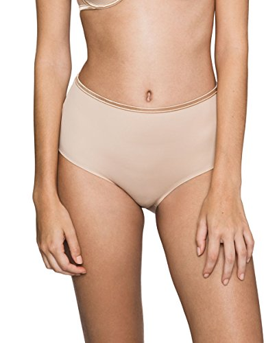 Maison Lejaby 5564M-145 Women's New Nuage Pur Nude Knickers Panty Full Med