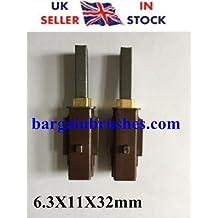 Carbon Brushes fits Ametek Lamb Electric Vacuum Cleaner 2311480 333261 33326 G4