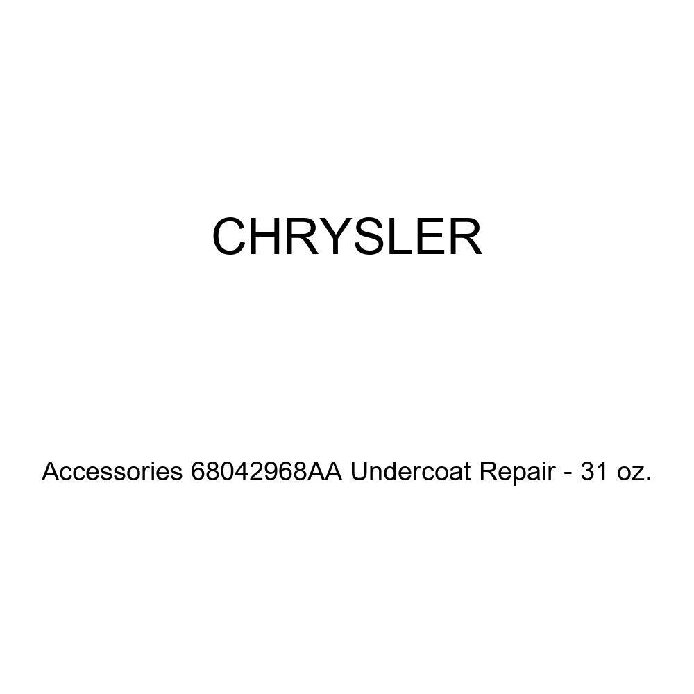 Chrysler Genuine Accessories 68042968AA Undercoat Repair - 31 oz.