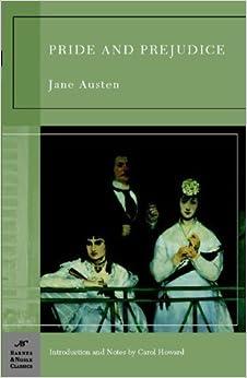 Book Pride and Prejudice (Barnes & Noble Classics) by Austen, Jane (2004)
