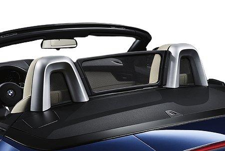 51 43 7 270 488 BMW Genuine Wind Deflector Roll Bar Hoop Trim Cover Right