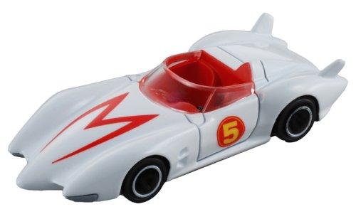 マッハ5(ホワイト) 「トミカ スピードレーサー」の商品画像
