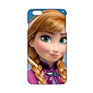 Angl 3D Case Cover cartoon Frozen Phone Case for iPhone6 plus
