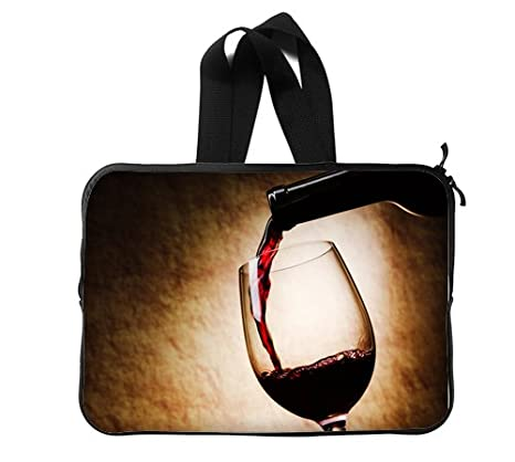 Per Bottiglie Di Vino Rosso Vino Vetro Vita Dettaglio Sfondo Custom